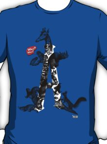 A stands for Animals T-Shirt