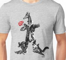 A stands for Animals Unisex T-Shirt