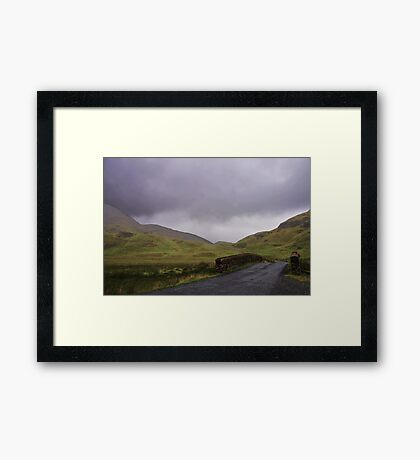 Bridge of Tears Framed Print