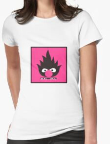 EXTREMELY FLANIMAL Womens Fitted T-Shirt