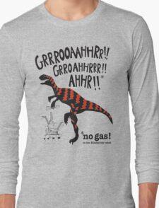 Angry Dino' Long Sleeve T-Shirt