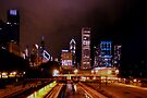 Festa Muti No. 2 -- The City at Night by MarjorieB