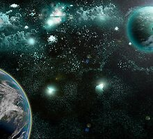 Space-Art1 by VirtualArtist