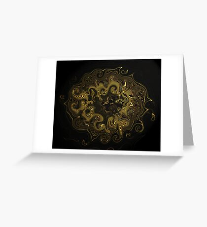 Spice Greeting Card