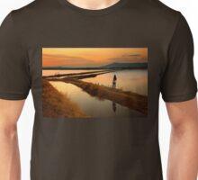 Follow the lines  Unisex T-Shirt