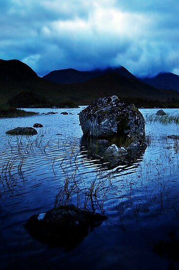Rannoch Moor Blues. by Aj Finan