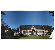 Kaiserpfalz in Goslar Poster