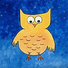 Hooty the Owl by Begow