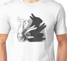 Hands Shadow Unisex T-Shirt