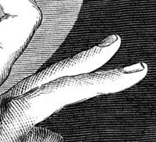 Hands Shadow Sticker