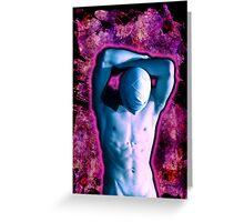 Untitled Nude II Greeting Card