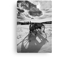 Old memories Canvas Print