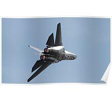 F-111 Burner pass Poster