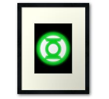 In the Brightest Day Framed Print