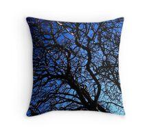 Convict Trees Throw Pillow