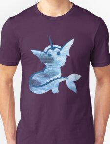 Vaporeon Waves T-Shirt