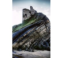Ballybunion Castle Photographic Print