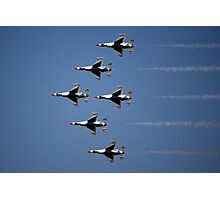 Thunderbirds Air Show Photographic Print
