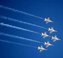 Thunderbirds by Sandy Woolard