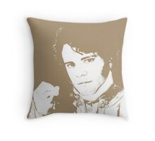Slighted by Other Men Throw Pillow