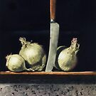 Three Onions by Michael Douglas Jones