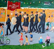 Sally Army by Sandy Wager