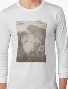Doctor Who Misty Mountain Series 9 t-shirt Long Sleeve T-Shirt