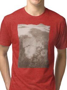 Doctor Who Misty Mountain Series 9 t-shirt Tri-blend T-Shirt