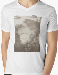 Doctor Who Misty Mountain Series 9 t-shirt Mens V-Neck T-Shirt