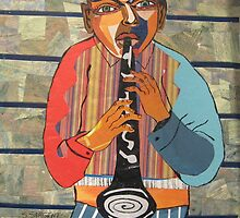 Clarinet Solo by Sally Sargent