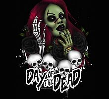 Day of the Dead by viviennart