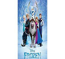Disney Frozen  Photographic Print