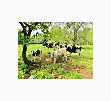 Grazing cows Unisex T-Shirt