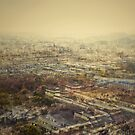 Himeji View by Stephanie Jung