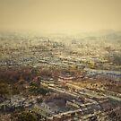 Himeji View by Stephanie Jung