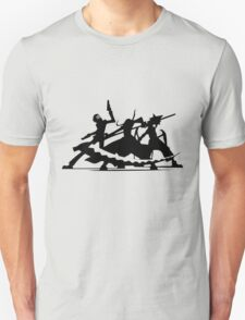 soul eater maka albarn death the kid black star tsubaki anime manga shirt T-Shirt