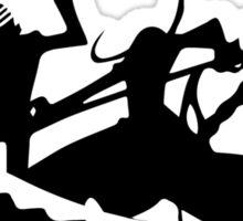 soul eater maka albarn death the kid black star tsubaki anime manga shirt Sticker