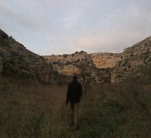 Wondering Through The Sassi Valley - Matera, Italy by WildTangles