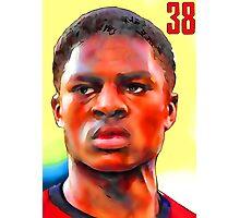 Chuba Akpom - Arsenal Striker Photographic Print