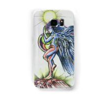 Yoga Art VI Samsung Galaxy Case/Skin