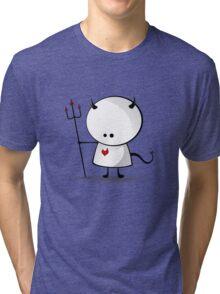 Evil boy Tri-blend T-Shirt