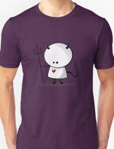 Evil boy Unisex T-Shirt