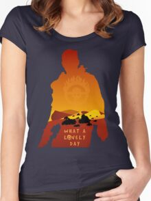 Mad Max Minimalist Women's Fitted Scoop T-Shirt