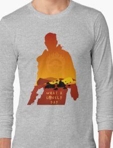 Mad Max Minimalist Long Sleeve T-Shirt
