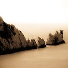 The other side of the Needles!  by Lyndy
