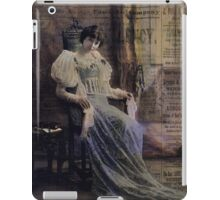 Bring up the Curtain iPad Case/Skin
