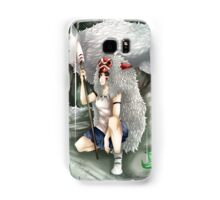 Princess Mononoke Samsung Galaxy Case/Skin
