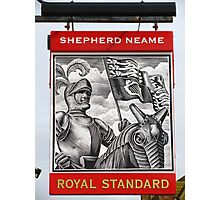 The Royal Standard, Old Hastings Photographic Print