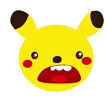 Ross' Pikachu by maxter3300