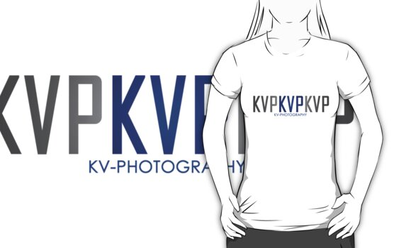 KVP LOGO by KARMA TEES karma view photography